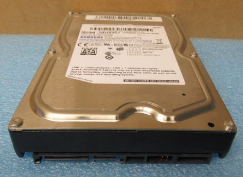 "Samsung Spinpoint 1TB 3.5"" SATA 3GB/s 7.2K 32MB HDD Internal Hard Drive HD103SJ"